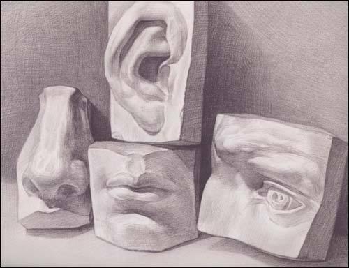 广东画室,广州画室,广州美术培训,广州素描培训