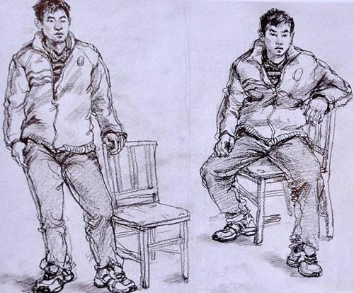 广东画室,广州画室,广州美术培训,广州速写培训